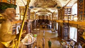 Abbey Library in St.Gallen